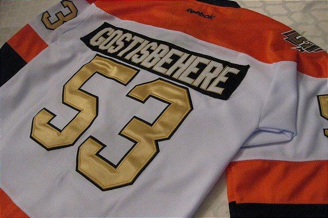 Jersey  - 53 Shayne Gostisbehere - Philadelphia Flyers