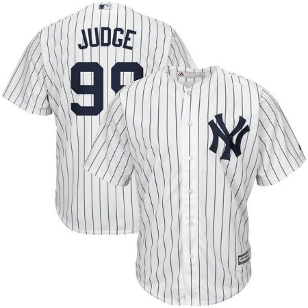 Jersey - 99 Aaron Judge - New York Yankees - MASCULINA