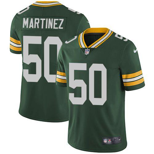 Jersey - 50 Blake Martinez - Green Bay Packers - MASCULINA