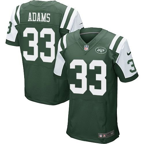 Jersey - 33 Jamal Adams - New York Jets - MASCULINA