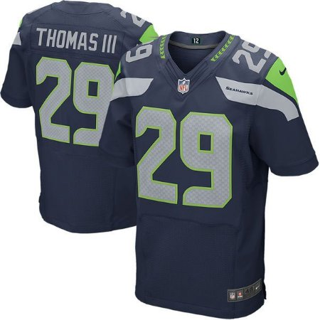 Jersey - 29 Earl Thomas III - Seattle Seahawks