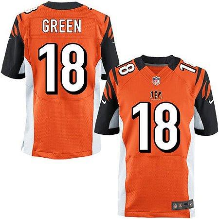 Jersey - 18 AJ Green - Cincinnati Bengals
