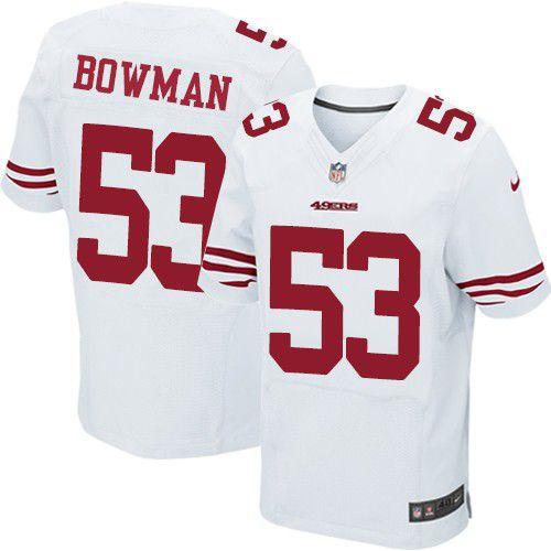 Jersey - 53 NaVorro Bowman - San Francisco 49ers