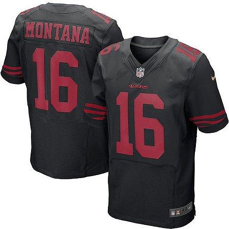 Jersey - 16 Joe Montana - San Francisco 49ers