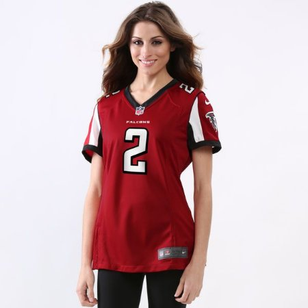 Jersey - 2 Matt Ryan - Atlanta Falcons - FEMININA