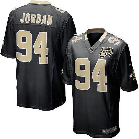 Jersey - 94 Cameron Jordan - New Orleans Saints