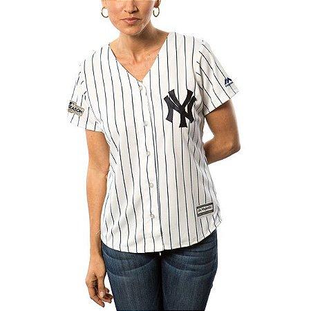 Jersey - 34 Gary Sanchez - New York Yankees - FEMININA