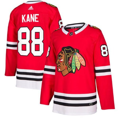 Jersey - 88 Kane - Chicago black hawks - ADIDAS
