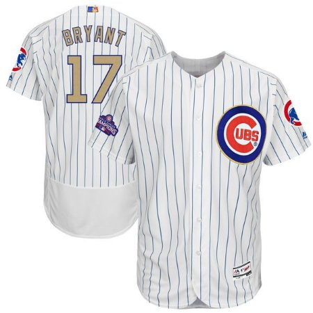 Jersey - 17 Kris Bryant - Chicago Cubs