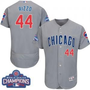 Jersey - 44 Anthony Rizzo - Chicago Cubs