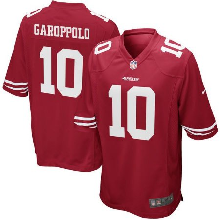 Camisa - 10 Jimmy Garoppolo - San Francisco 49ers