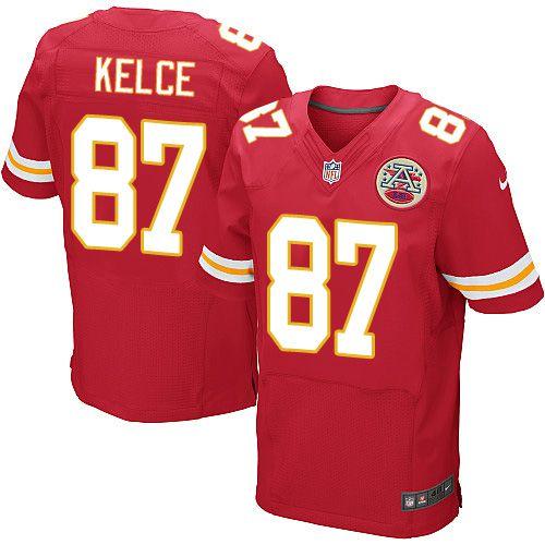 Camisa - 87 Travis Kelce - Kansas City Chiefs