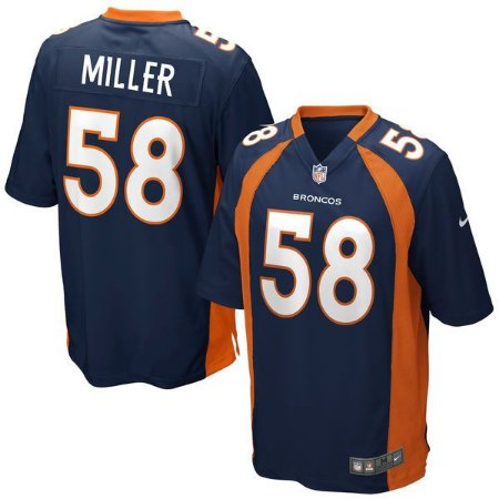 Camisa - 58 Von Miller - Denver Broncos