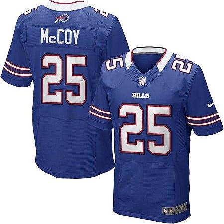 Camisa - 25 LeSean McCoy - Buffalo Bills
