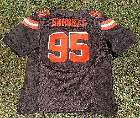 Camisa - 95 Myles Garrett - Cleveland Browns