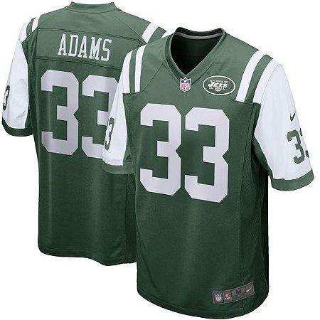 Camisa - 33 Jamal Adams - New York Jets