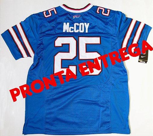 Camisa Buffalo Bills - 25 LeSean McCoy - PRONTA ENTREGA