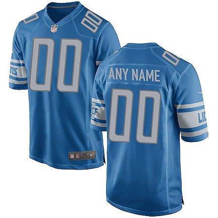 Camisa Detroit Lions - 9 Matthew Stafford - 15 Golden Tate III - 20 Barry Sanders - 23 Darius Slay JR
