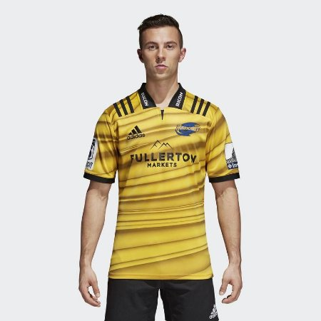 Camiseta rugby Adidas HURRICANES 2018