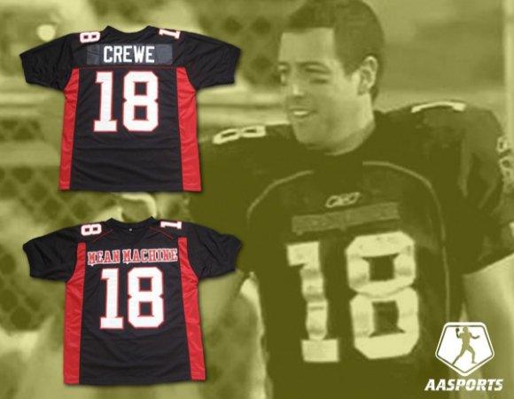 Camisa Mean Machine - 18 Paul Crewe