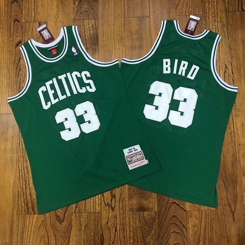 Camisa Boston Celtics - 33 Larry Bird
