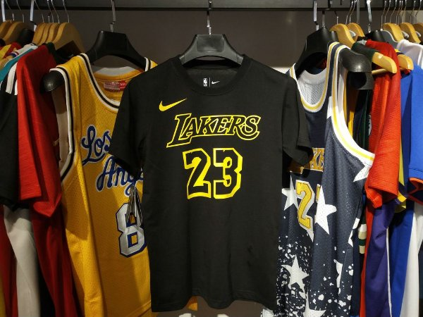 Camisa los Angeles lakers - 23 LeBron James