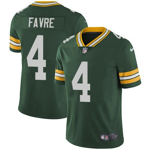 Camisa Green Bay Packers - 4 Brett Favre