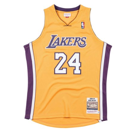 Camisa Los Angeles Lakers - 24  kobe bryant - Mitchell & Ness