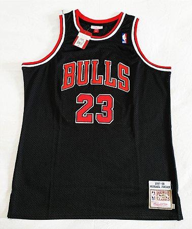 Camisa Chicago Bulls - 23 Michael Jordan - Mitchell and ness - Pronta entrega