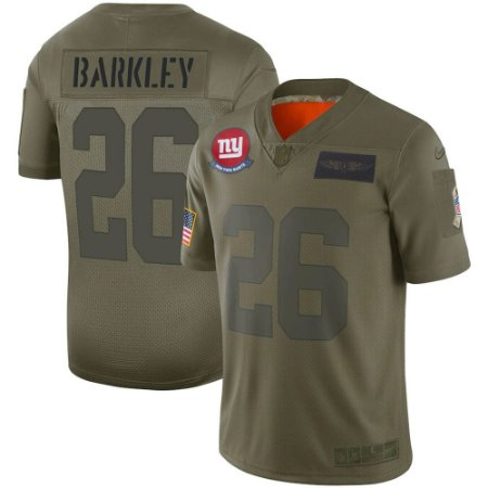 Camisa New York Giants -  26 Chacon Barkley - Salute to Service
