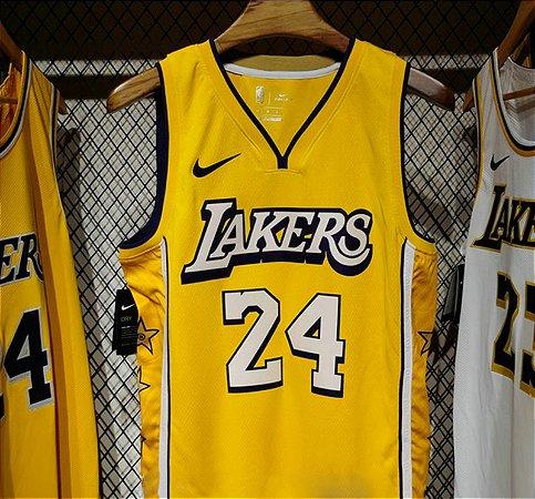 Camisa los Angeles lakers - 23 LeBron James - 24  kobe bryant