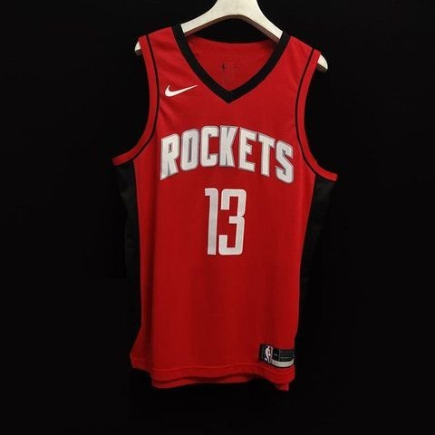 Camisa - Houston Rockets - Icon Edition - Authentic Jersey - 13 James Harden