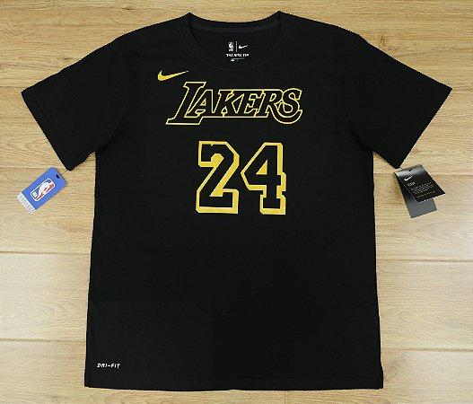 Camisa Los angeles lakers - 24  Kobe Bryant