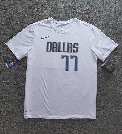 Camisa Dallas Mavericks - 77 Luka Doncic