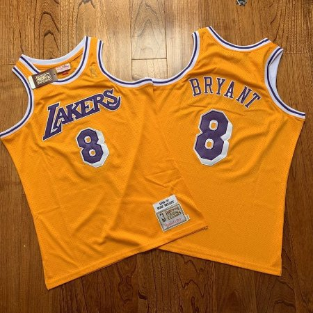 Camisa Los Angeles Lakers - #24 kobe Bryant - mitchell and ness  - 96 / 97