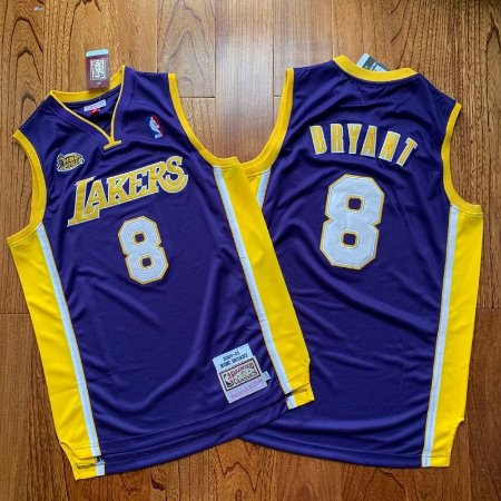 Camisa Los Angeles Lakers - #24 kobe Bryant - mitchell and ness  - finais 2000 / 2001