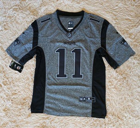 Camisa New England Patriots - 11 Julian Edelman - Pronta Entrega