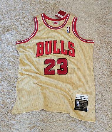 Chicago Bulls - 23 Michael Jordan - Mitchell and ness - Pronta Entrega