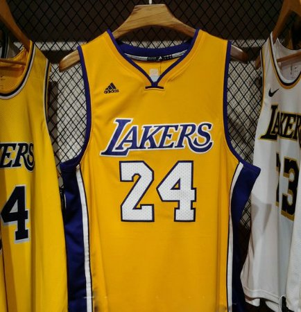 Camisa los Angeles lakers - 24  Kobe Bryant - adidas