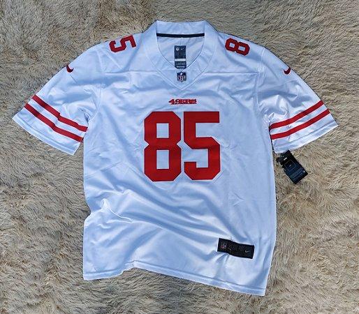 Camisa San Francisco 49ers - 85 George Kittle - Pronta Entrega