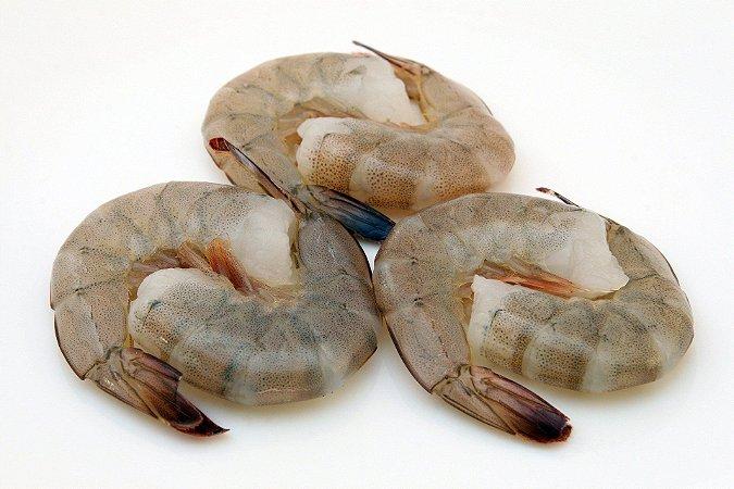 Camarão Cinza Limpo M- 1kg