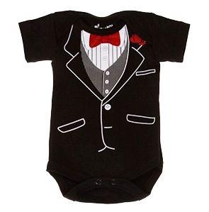Body para bebs baby black tie com gravatinha i am not a baby em body baby black tie com gravatinha im not a baby ccuart Images