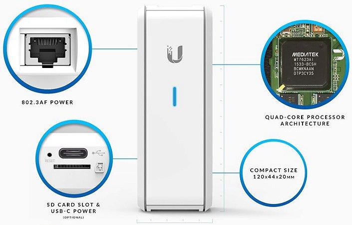 UniFi® Cloud Key UBIQUITI CONTROLADOR UNIFI