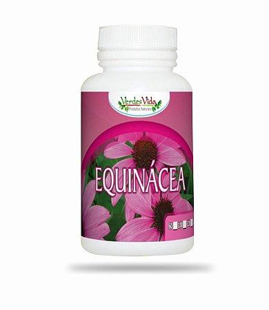 Equinácea 100 Cápsulas 500mg Verdes Vida