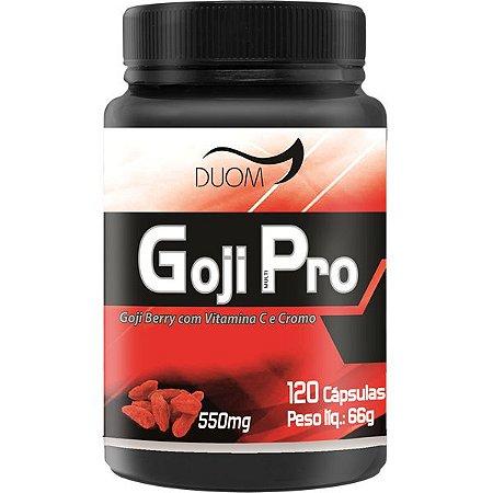 GOJIPRO 550 mg 120 CÁPSULAS DUOM
