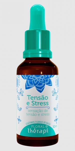 FLORAL THERAPI TENSÃO E STRESS 30ML