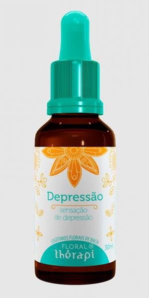 FLORAL THERAPI DEPRESSÃO 30ML