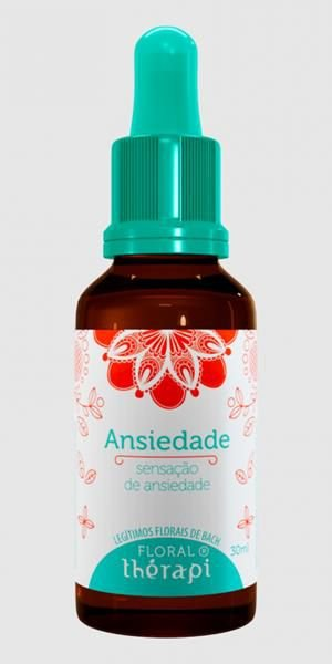 FLORAL THERAPI ANSIEDADE