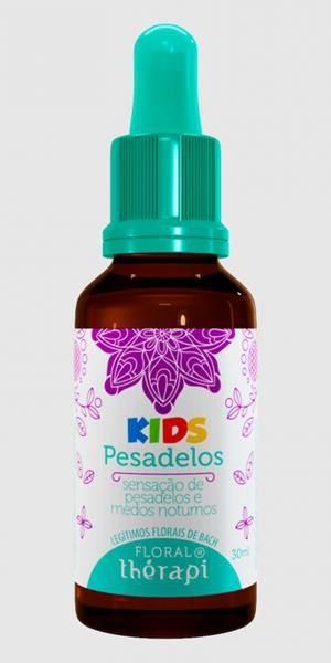 FLORAL THERAPI KIDS PESADELOS