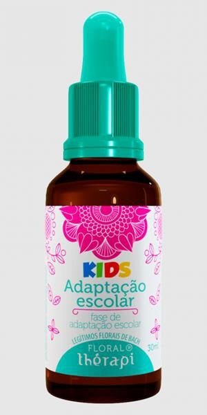FLORAL THERAPI KIDS ADAPTAÇÃO ESCOLAR 30ML